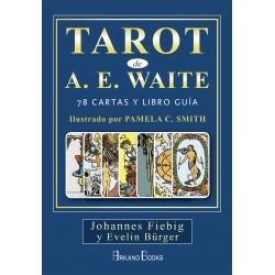 Tarot A.E.Whaite, pack de...