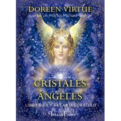 Tarot cristales y ángeles