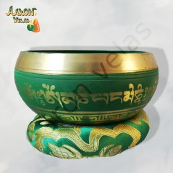 Coloured Singing bowl