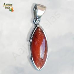 Sun stone pendant