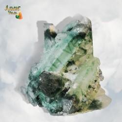 Chlorite Quartz Druze