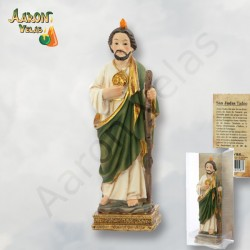 Saint Judas Tadeo 11 cm