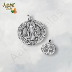 Medalla de San Benito 1.8 cm