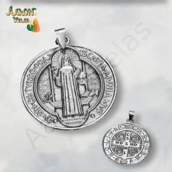 Medalla de San Benito 3.6 cm