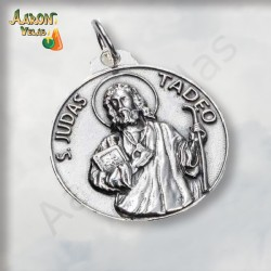 Medalla de san Judas, 2 cm
