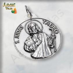 Saint Judas medal, 2cm