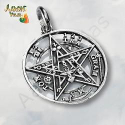Tetragrammaton medal  3cm