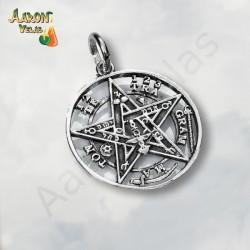 Tetragrammaton medal  2.4cm