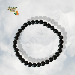 Black tourmaline bracelet 5mm