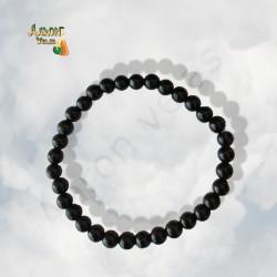 Black tourmaline bracelet 7mm