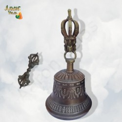 Tibetan bell of great sound...