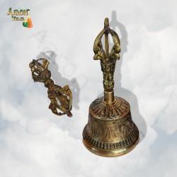 Tibetan bell 12.5