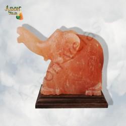 Lámpara de Sal elefante