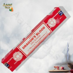 Dragon blood incense