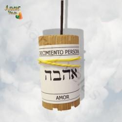 Hebrew pendulum