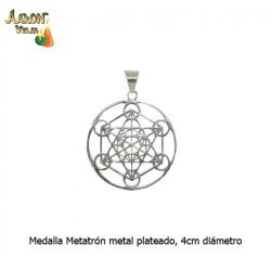 Medalla Metatrón metal